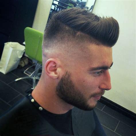 John Tibbetts Fade Haircut   Male Models Picture