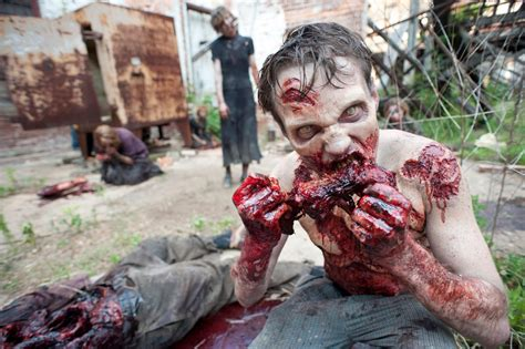 zombie zombies eating hd meat eat flesh dead walking wallpapers apocalypse miss event things walkers los