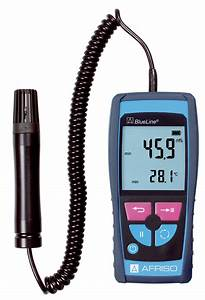 Humidity  Air Temperature Measuring Instrument Series Ft 30