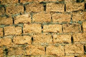 Adobe Brick Wall Texture