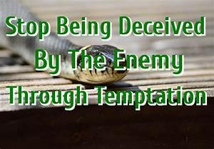 Living With Temptation : stop being deceived by temptation ~ Orissabook.com Haus und Dekorationen