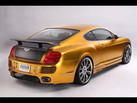 gold bentley asi bentley w66 gts gold picture 55655 asi photo