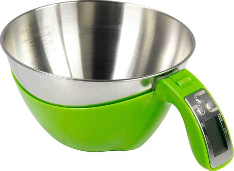 balance electronique de cuisine balance électronique de cuisine birambeau vert et inox de balance électronique