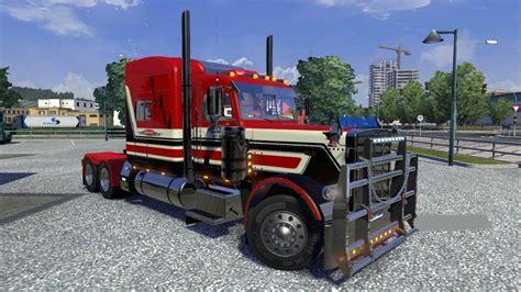 peterbilt 389 for 1 19 patch 1 0 ets2 mods truck simulator 2 mods ets2mods lt