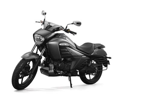 Suzuki Intruder Fuel Injection Variant Launched