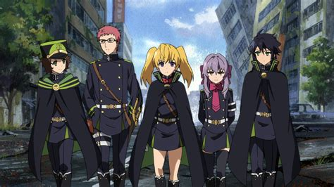 » Seraph Of The End Vampire Reign