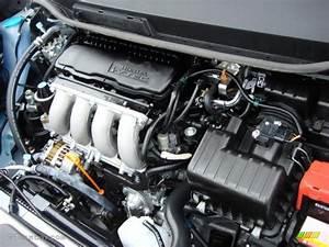 2010 Honda Fit Standard Fit Model 1 5 Liter Sohc 16