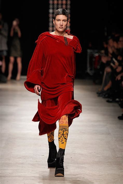 #PFW Andreas Kronthaler for Vivienne Westwood FW16/17