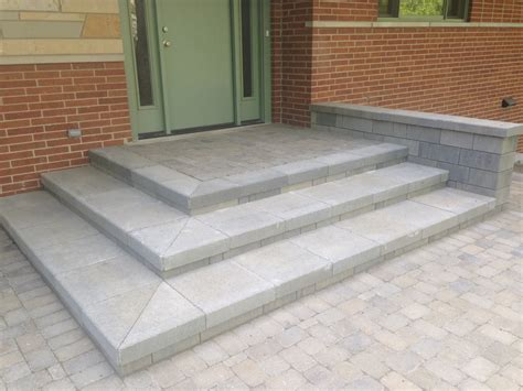 Concrete Porch Steps Home Depot by Concrete Prefab Porches And Steps Randolph Indoor And