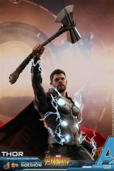 thor avengers infinity war marvel hot toys movie