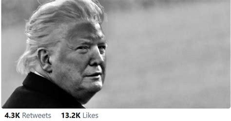 trump claims photo   face  photoshopped
