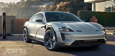 Waiting for the ELECTRIC Porsche Taycan Cross Turismo to ...