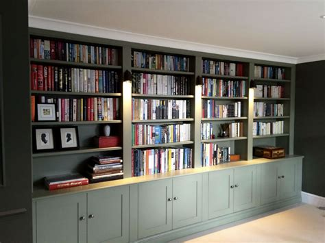 the bookcase co specialises in bespoke bookcases alcove units and all fitted furniture the