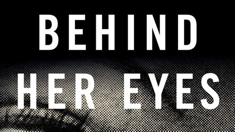 Behind her eyes , a bestselling thriller written by sarah pinborough, was marketed with its own hashtag, #wtfthatending, that can be i have not read pinborough's novel, and only learned of the hashtag after watching all six episodes of the new netflix limited series version of behind her eyes. Netflix orders limited series Behind Her Eyes from Left ...