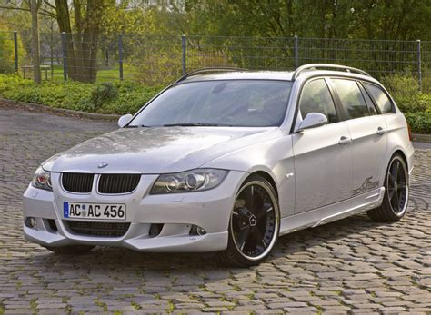 2005 Ac Schnitzer Acs3 E91 Review Gallery Top Speed
