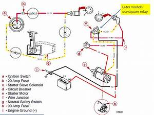 Wiring Mercury Diagram Switch Ignition 10 Wire