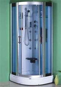 free standing shower stalls Free standing shower stall for compliment your bathroom ...