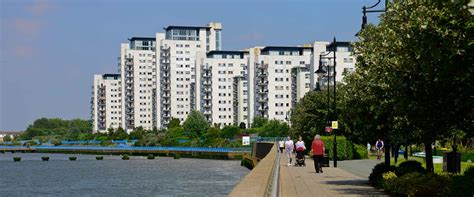 Estate And Letting Agents In Woolwich, Thamesmead