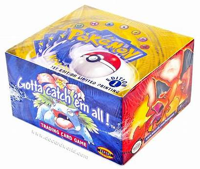 Pokemon Booster Edition Base 1st Gaming