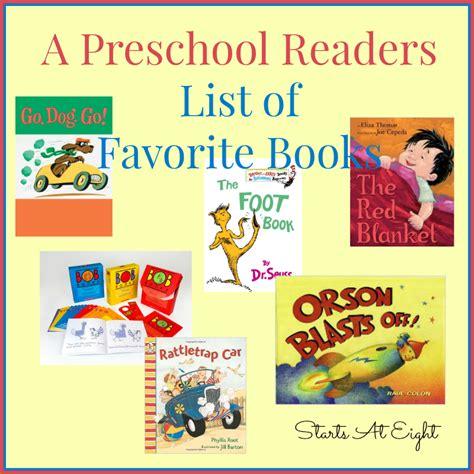 preschool readers list of favorite books startsateight 187 | A Preschool Readers List of Favorite Books