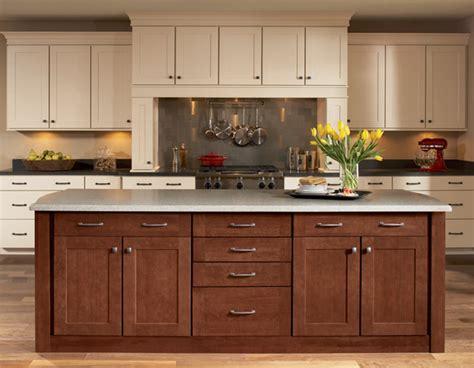 Shenandoah Kitchen Cabinets by Shenandoah Cabinetry Craftsman Kitchen Other Metro