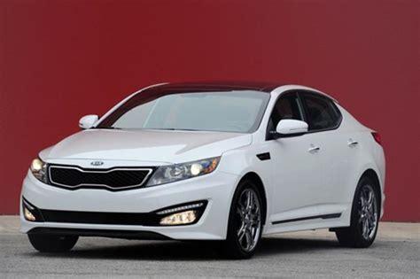 2011 Kia Optima Reviews And Rating