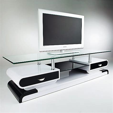 meuble tv design laque noir mat tecno 140 meubles tv antonello architecture interior design