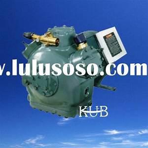 Refrigeration  Refrigeration Types Of Compressors