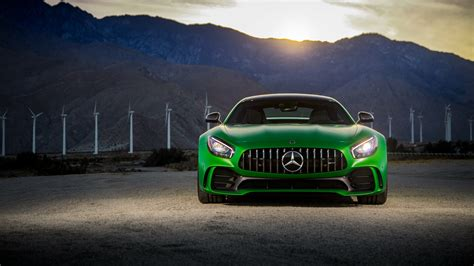 2018 Mercedes Amg Gt R 4k Wallpapers Hd Wallpapers Id
