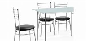 Table De Cuisine 4 Chaises Pas Cher Table Ronde Rallonge
