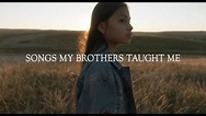 'Songs My Brothers Taught Me' director to attend Ross ...