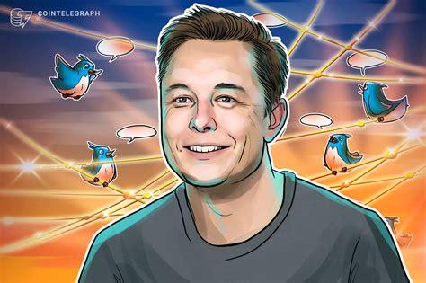 Elon Musk's latest canine-themed tweet didn't pump ...