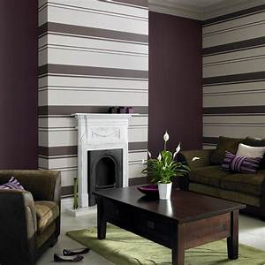 Wallpaper Ideas For Living Room Feature Wall