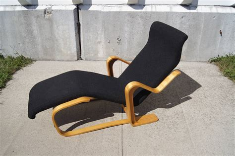 marcel breuer chaise chaise longue by marcel breuer for gavina for sale at 1stdibs