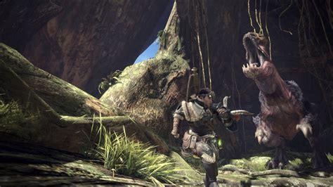 Final Fantasy 7 Remake Wallpaper Monster Hunter World Confirmed For Pc Albeit Coming Later