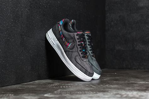 nike air force 1 07 lv8 antracite bianco nero