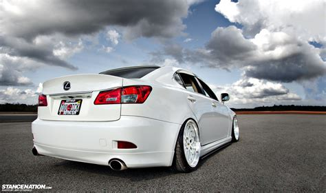 slammed lexus is250 style elegance petar 39 s clean lexus is stancenation