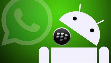 install android whatsapp  blackberry     isrg kb