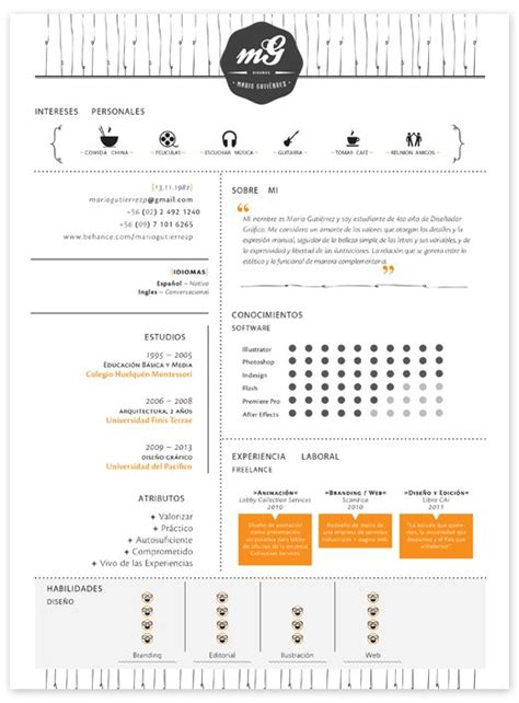 Cool Resumes by Curriculum 9 Handspire