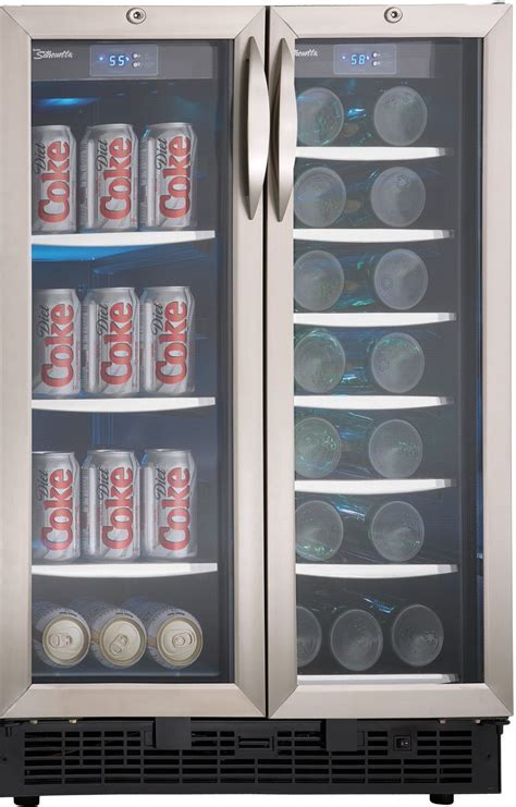 Danby DBC2760BLS 24 Inch Built in Beverage Center/Wine