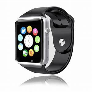 Apple Smart Watch A1 | Silicon.PK