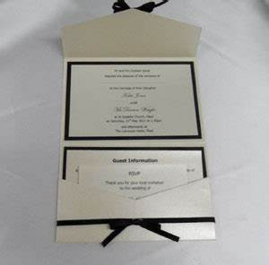 tapestry embossed pocketfolds wedding favour boxes With plain pocketfold wedding invitations
