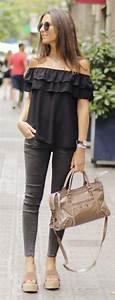 Las 25+ mejores ideas sobre Blusas campesinas en Pinterest | Blusas campesinas de moda estilo ...
