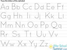 writing letters  numbers enchantedlearningcom