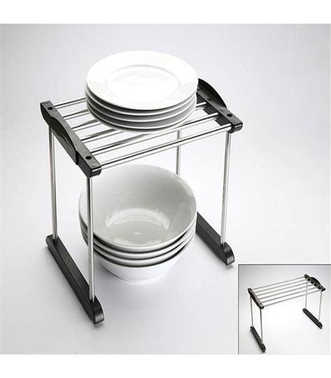 organisation placard cuisine étagère extensible de rangement pour intérieur de placard wadiga com