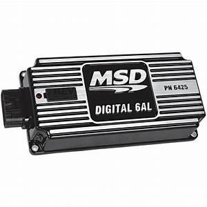 Msd Performance  64253   Digital 6al Ignition Control With