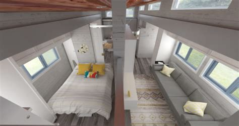 top  tiny houses  wheels  downstairs bedrooms