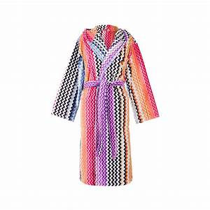 buy missoni home stan hooded bathrobe 159 amara With robe missoni