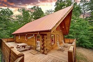 buckhaven 1 bedroom honeymoon cabin in gatlinburg elk With honeymoon cabins gatlinburg tn