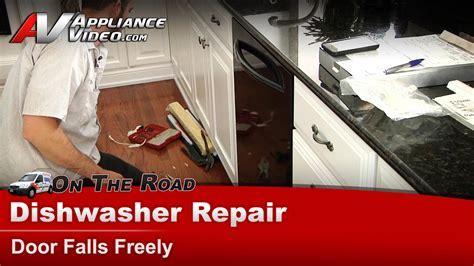 KitchenAid KUDS01FLBL3 Dishwasher Diagnostic and Repair